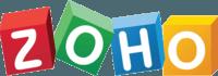 ZOHO brand logo